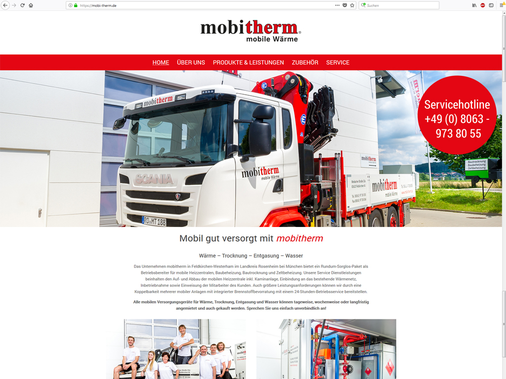 Mobithem Website